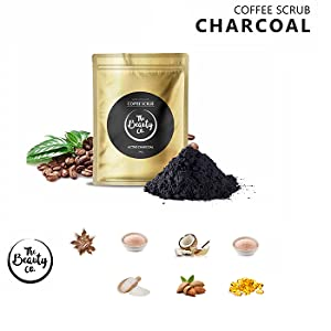 The Beauty Co Charcoal Scrub