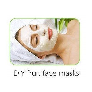 DIY Fruit Face masks