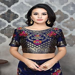 designe saree blouse