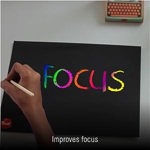 Improves Focus