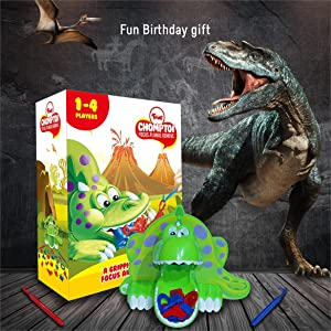 toiing chomptoi board game toy learning educational girls boys children kids play birthday gift fun