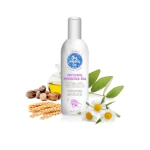 The Moms Co. Baby massage Oil
