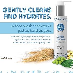 vita rich face wash the moms co