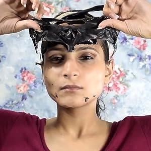 peel off mask for woman, charcoal mask peel off