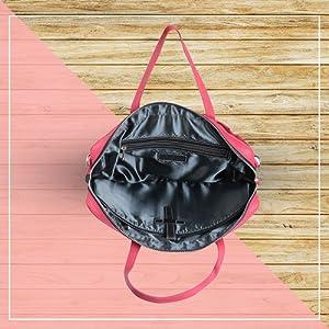 laptop handbag leather