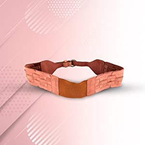 trysco stretchable belt for girls and women