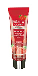Strawberry Lotion