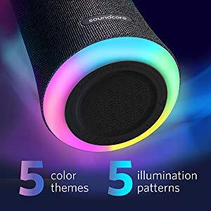 bluetooth speakers, wireless speaker, bluetooth wireless speakers, anker flare speaker bassup
