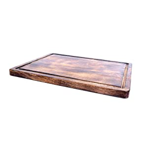 Mango wood wooden chopping boards kitchen cutting board vegetables meat fruit cheese fish