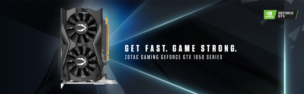 zotac, geforce, graphic card, 1650 AMP