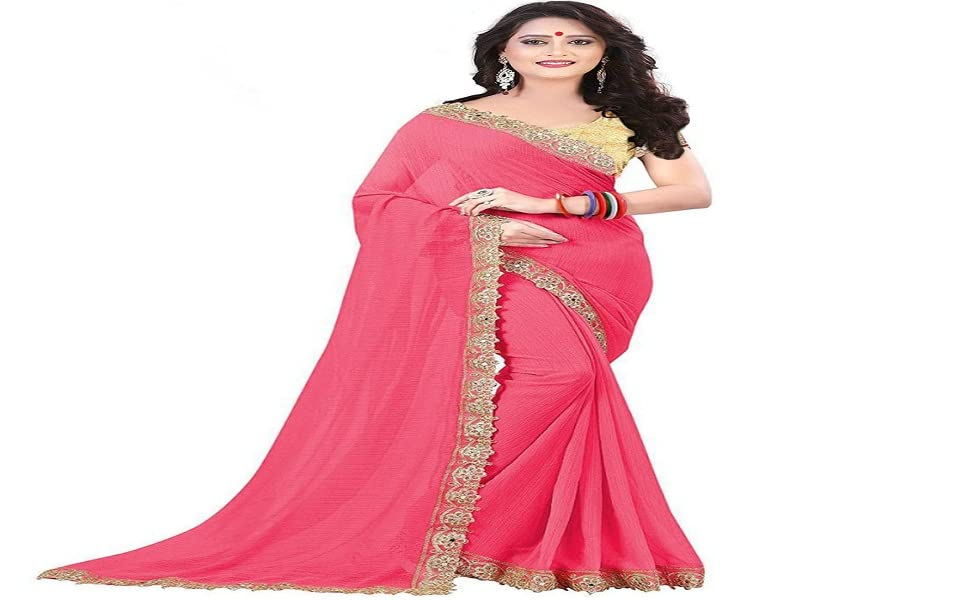 Beautiful Georgette saree