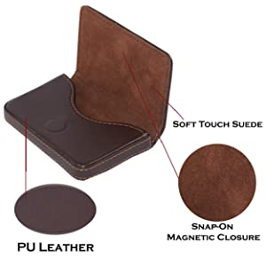 atm card case atm card holder leather for men leather card case credit card case for men card holder