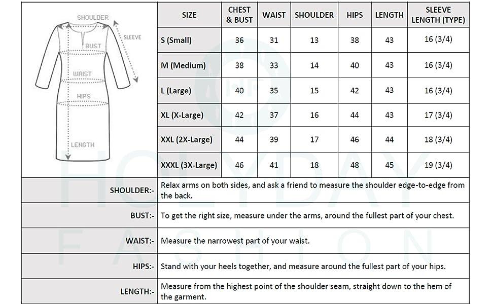size, sizes, chart, s, m, l, xl, xxl, 2xl, 36, 38, 40, 42, 44, sleeve, 3, 4, 3/4, three, by, four