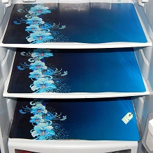 refrigerator drawer mat