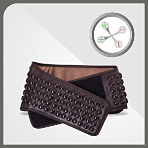 Jsb Hf90 Slimming Belt With Hot Stone Thermal Therapy Detoxification For  Unisex