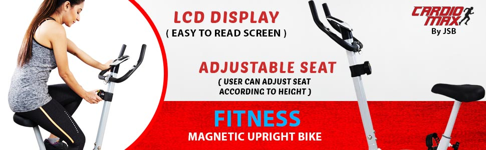 magnetic fitness bike for weight loss