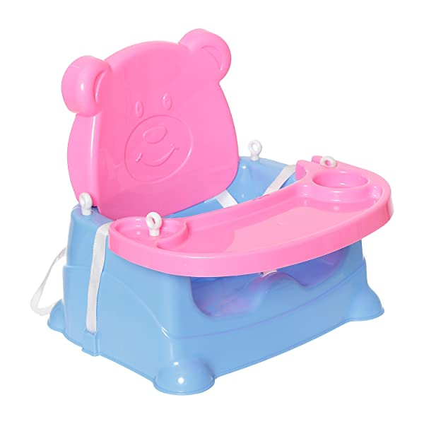 31b2ee1e5 Buy NHR 5 in 1 Multipurpose Booster Baby Chair (Feeding Chair High ...