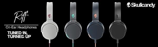 Skullcandy Riff Wired Headphone