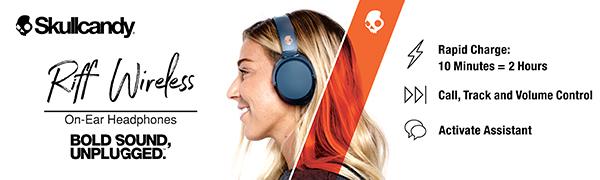 Riff Wireless Headphone