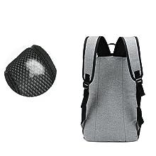 shoulder backpack with usb charging port