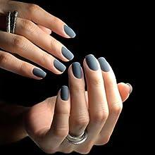 matte nail lacquer, nail lacquer, matte nail polish, house of makeup nail polish, matte nail polish