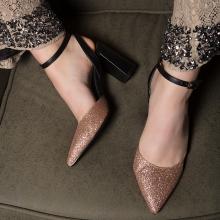 tresmode , sandals , ballerina , ballet , shoes for stylish women college girls pumps glitter