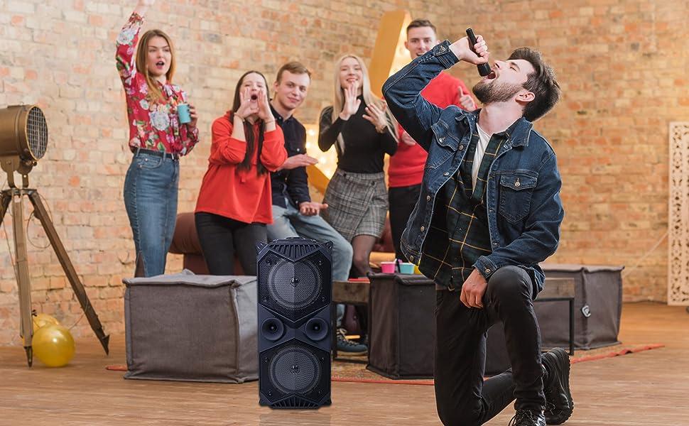 jazzy karaoke