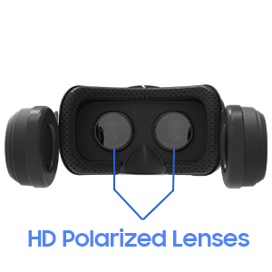HD quality vr boxes for mobiles