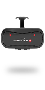 Irusu Monster VR Headset with Remote