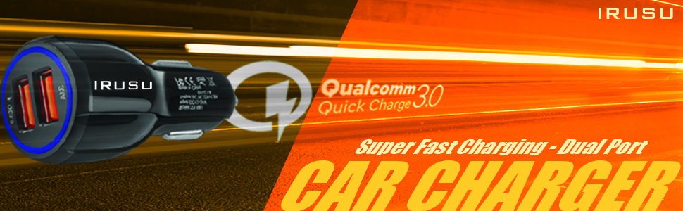 best fast car charger for mobiles in car