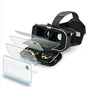vr headset for 6.4 inches mobiles