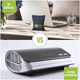 Dr Charcoal Non Electric Air Purifier Deodorizer And