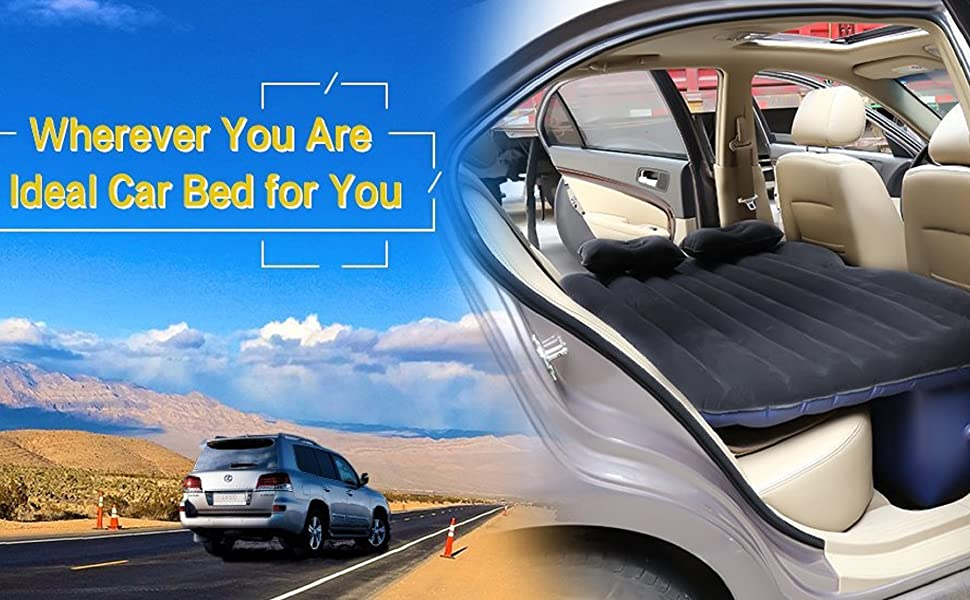 Travel & Roadway Product Dc 12v Portable Electric Air Pump Air Mattress Boat Car Auto Air Inflatable Pump For Car Camping Inflator Good Companions For Children As Well As Adults Inflatable Pump
