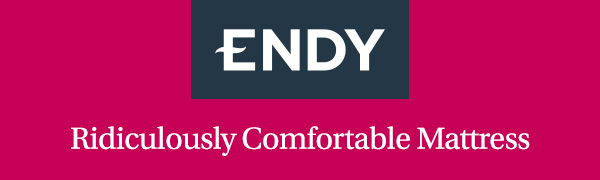 Endy - Ridiculously Comfortable Mattress