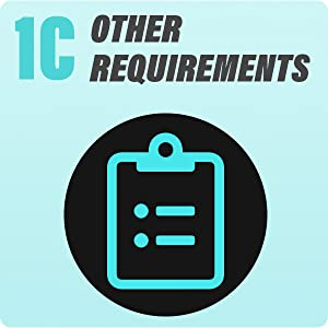 STEP 1C - Other Requirements