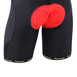 padded cycling shorts