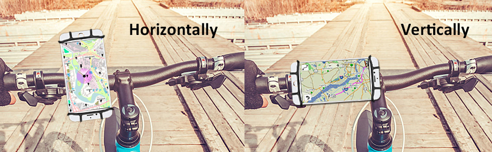 phone holder for bike