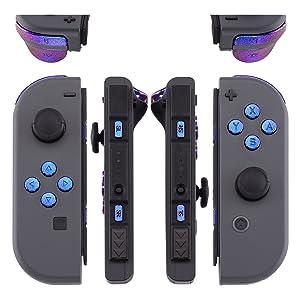 Chameleon ABXY Direction Keys SR SL L R ZR ZL Full Set Buttons for Nintendo Switch Joy-Con 2