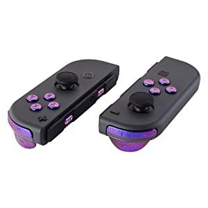 Chameleon ABXY Direction Keys SR SL L R ZR ZL Full Set Buttons for Nintendo Switch Joy-Con 3
