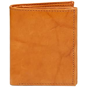 ff930f24851d ASHLIN DESIGNER | SERGIO LARGE CAPACITY LUXURY WALLET WITH ZIPPERED POCKET  | TUSCANY COWHIDE