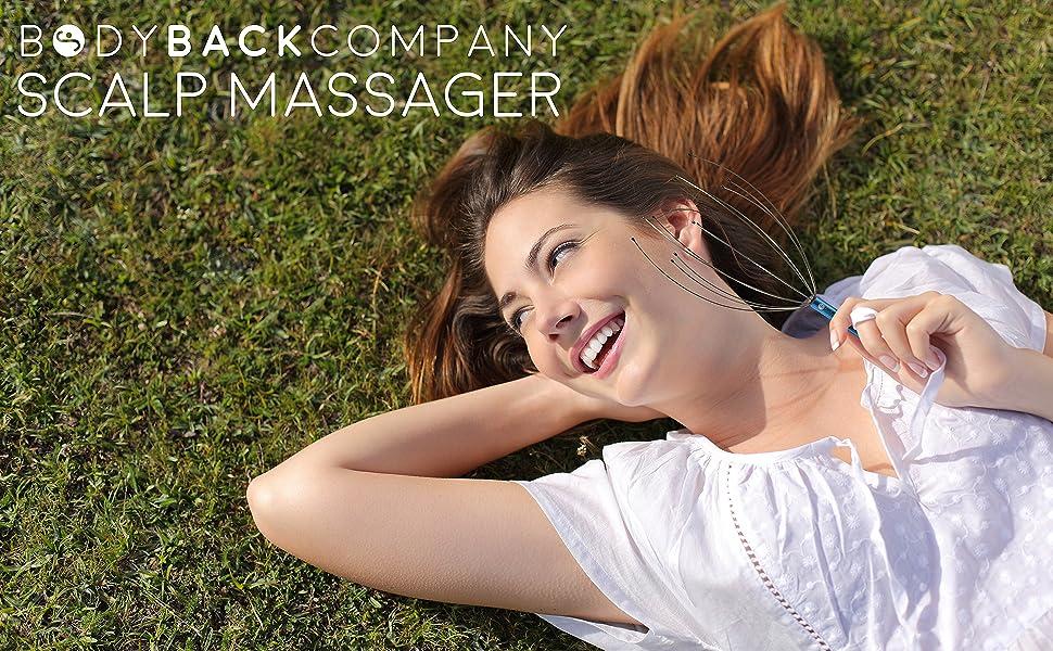 Scalp Massager for best tingles