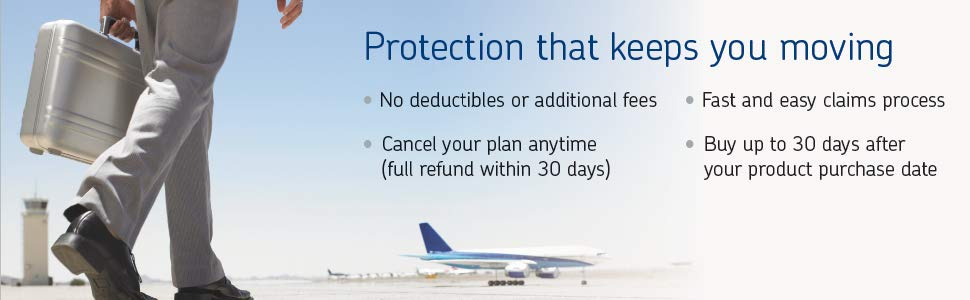 Asurion 2 Year Luggage//Handbag  Protection Plan $125 - $149.99