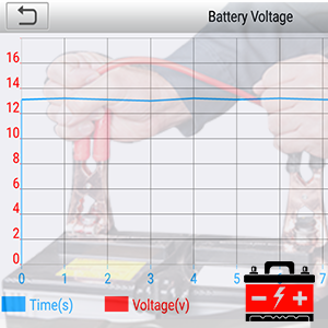 Real-Time Monitoring of Voltage