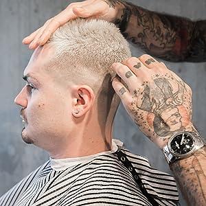 hair, style, barber, grooming, paste, texture paste