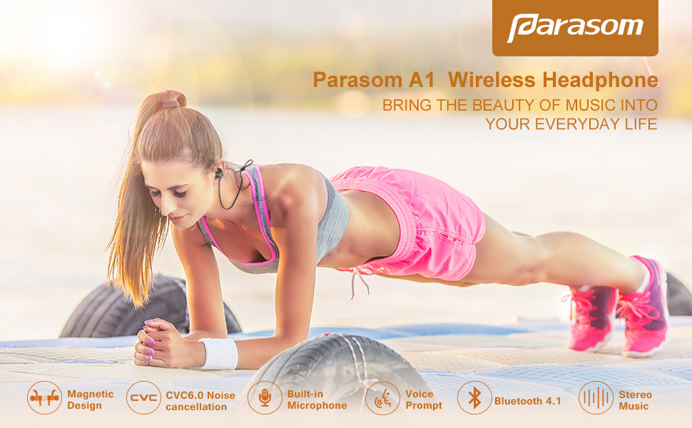 parasom earbuds how to connect to bluetooth