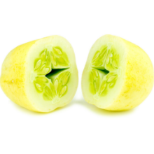 yellow cucumber