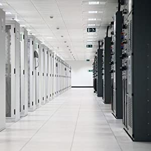 high temperature alerts in server room