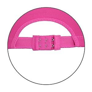 SHEKINI Women Plus Size High Impact Support Zipper Front Closure Sports Bra Wireless Removable Pads