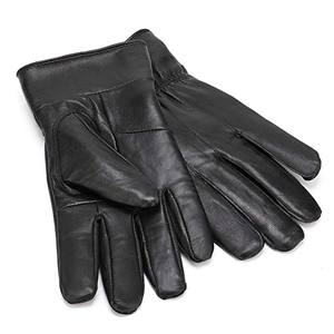 Sheep Skin Lined Driving Gloves