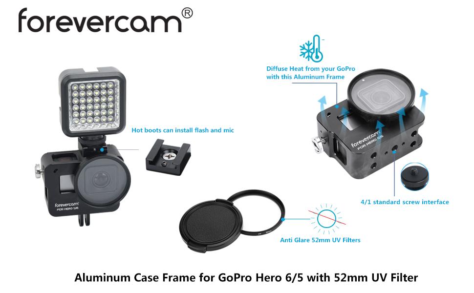hero 6 hero 5 case